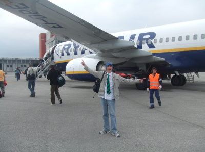 "My Ryanair days - ""A plane is a plane"""