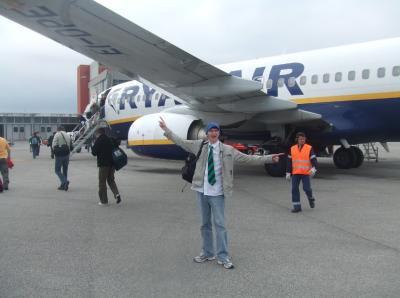 "My Ryanair days - ""A plane is a plane"""