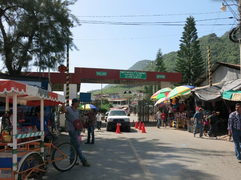 mexico guatemala border