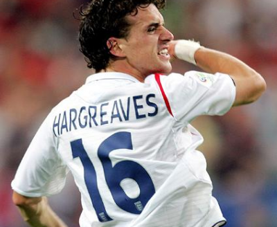 Owen Hargreaves can do it. You can do it.