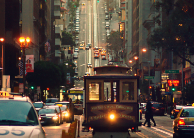 Backpacking in San Francisco - A Top 6 things to do with $100