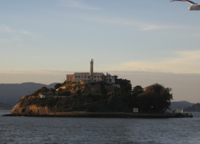 Alcatraz! Backpacking in San Francisco - A Top 6 things to do with $100