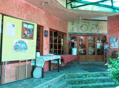 Privacy and safety at Posada Los Encuentros.