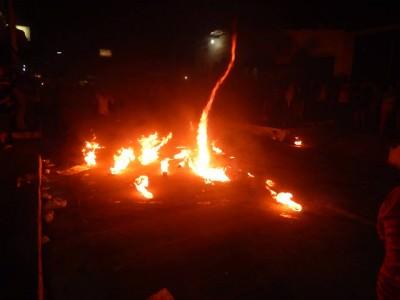 fireball festival nejapa