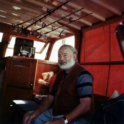 Ernest Hemingway stayed here.