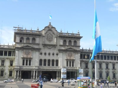 Backpacking in Guatemala: Top 15 sights in Guatemala City.