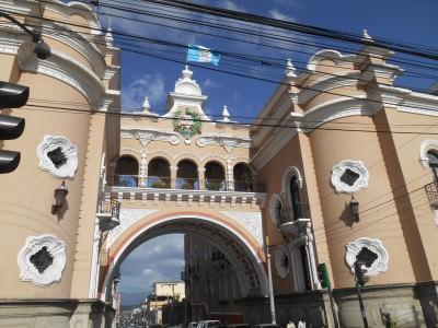 The Centro Cultural Metropolitano in GC.