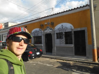 guatemala city hostels