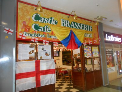 Castle Brasserie for Colombia.