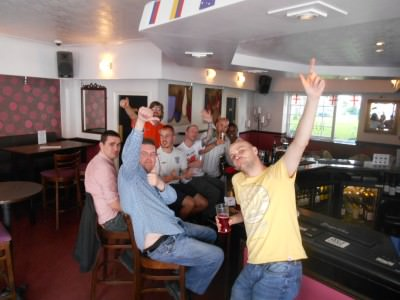 Thirsty Thursdays: Big World Cup Pub Crawl in London, England.