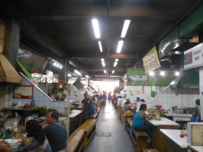 Mercado Central in Guatemala City