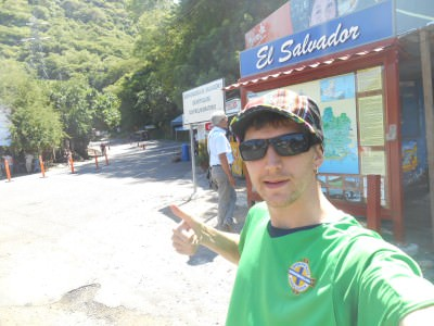 Another new country - El Salvador.