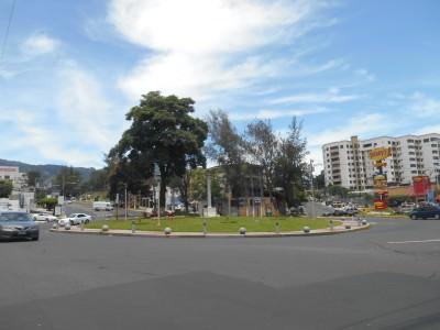 Zona Rosa, San Salvador.