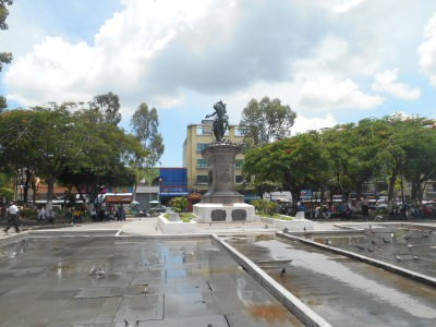 Top sights when touring San Salvador.