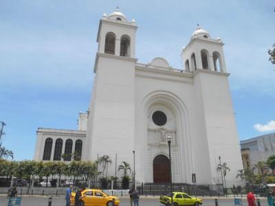 The magnificent Catedral Metropolitana