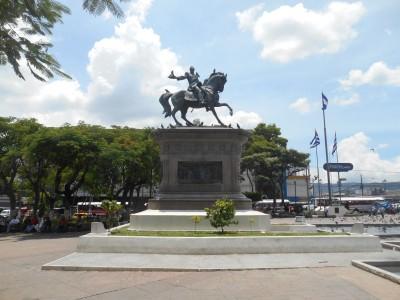 Parque Central, San Salvador