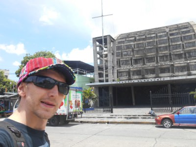 Iglesia El Rosario, San Salvador.