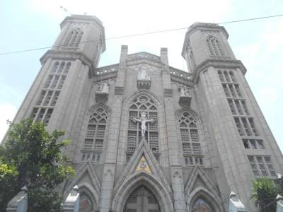 Iglesia El Calvario.