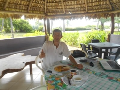 Breakfast at Capricho Guest House