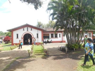 Museum at Tazumal