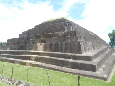 This pyramid dates back to 5000 BC. Crazy.