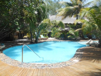 The wow factor - Xanadu Island Resort.