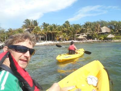 xanadu resort kayaks