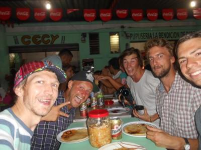 Beer time in Nejapa!