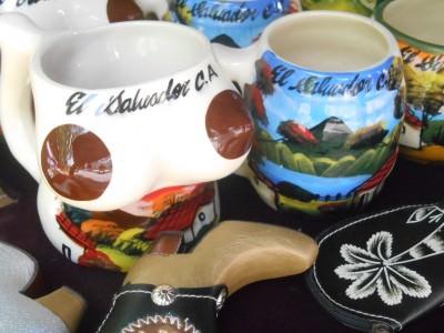 Souvenirs at Puerta del Diablo
