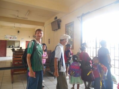 backpacking belmopan