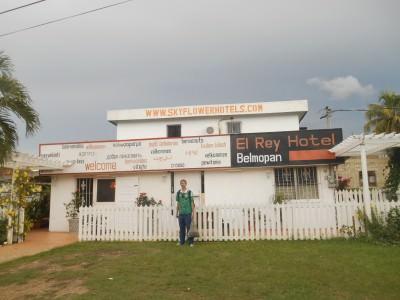 el rey hotel belize