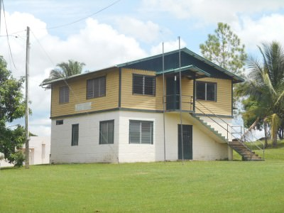 A German Style House in Belize! Touring Spanish Lookout.