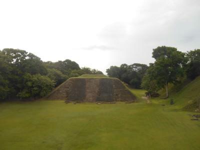 Well designed pyramids.