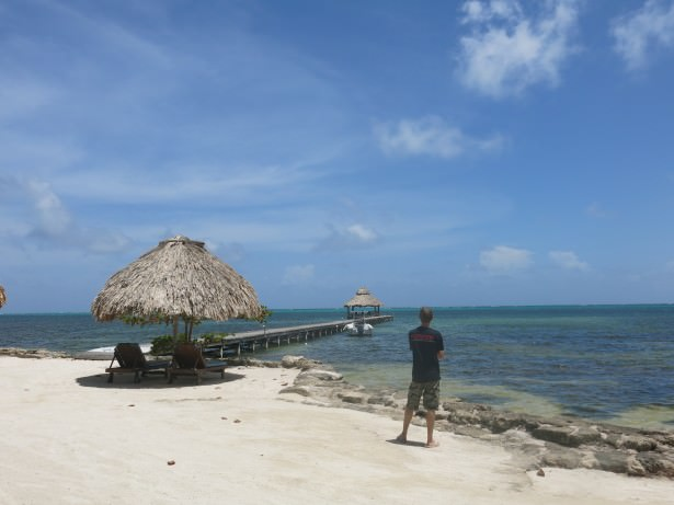backpacking belize