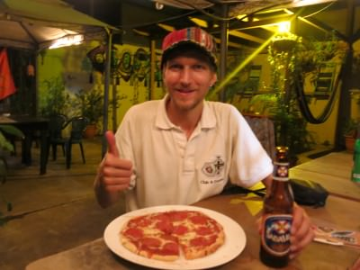 Pizza and Beer - YES all is well in SPS.