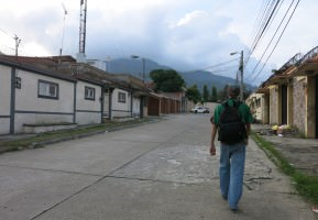 backpacking san pedro sula