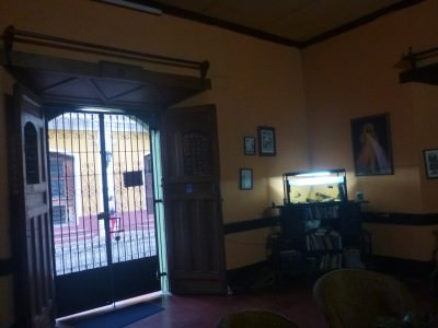 Hostal San Angel is safe and secure