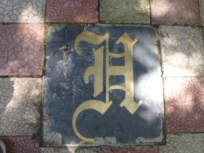 H for Hemingway. H for home. H for Hola.