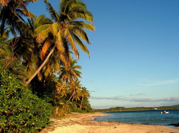 Gorgeous beaches of Fiji.
