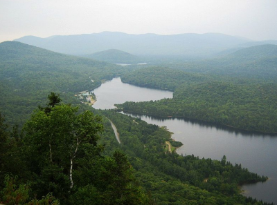 A Canoer's Paradise: Mont-Tremblant National Park, Canada