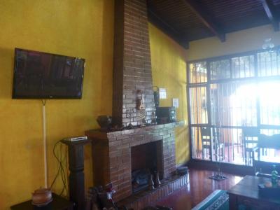 Loved the decor in Hotel Linda Vista