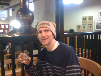 bushmills tour whiskey