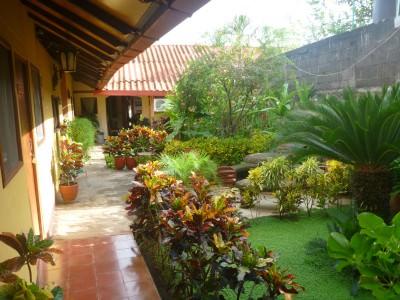 Classic colonial architecture to admire