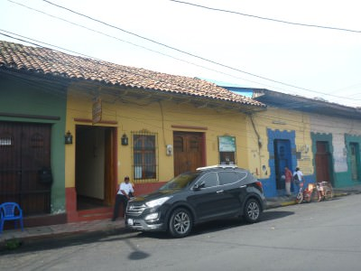 Where to Stay when Backpacking in Leon, Nicaragua: Casona Colonial Hostel