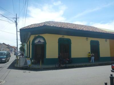 leon breakfast nicaragua