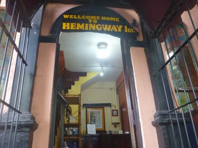 Hemingway Inn, San Jose, Costa Rica
