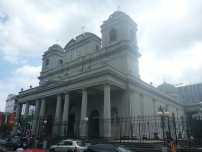 Metropolitan Cathedral.