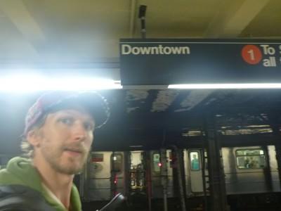 nyc backpacker metro