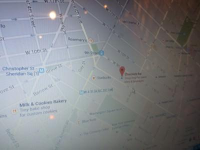 Chocolate Bar - 4th Street according to Google maps...