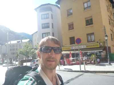World Borders: How to get from Barcelona Airport to Andorra